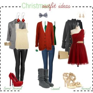 одежда для новогодней фотосессии